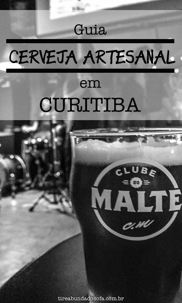 os melhores bares de curitiba, cerveja artesanal em curitiba, cervejas especiais