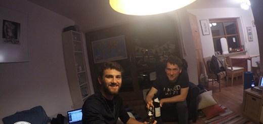usando o couchsurfing em munique, alemanha