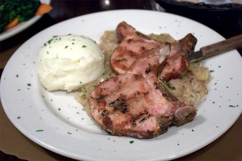 Kassler, prato típico alemão
