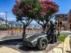 estatua em monaco, pelas ruas de monte carlos, arte de rua, estatua formula 1