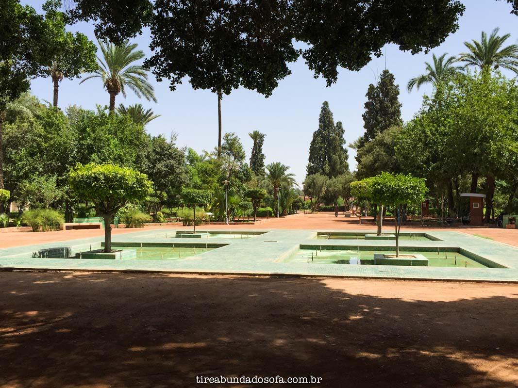 Cyber Park, Marrakech
