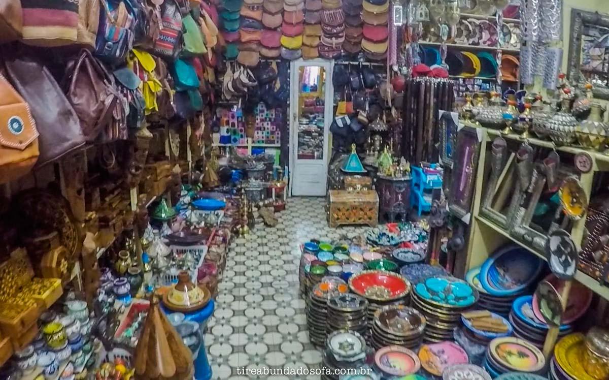 souks em marrakech
