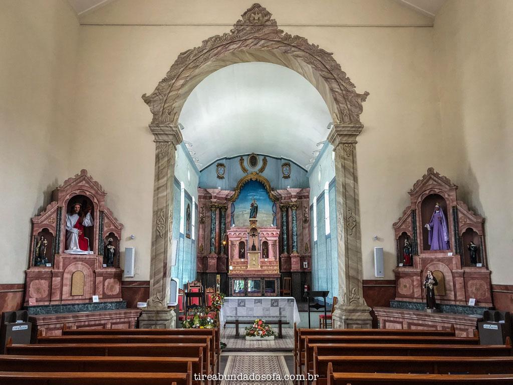 Igreja de Nossa Senhora do Rosário, em Vila Velha, Espírito Santo