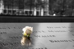 Ground Zero, em memória do atentado ao world trade center, em nova york