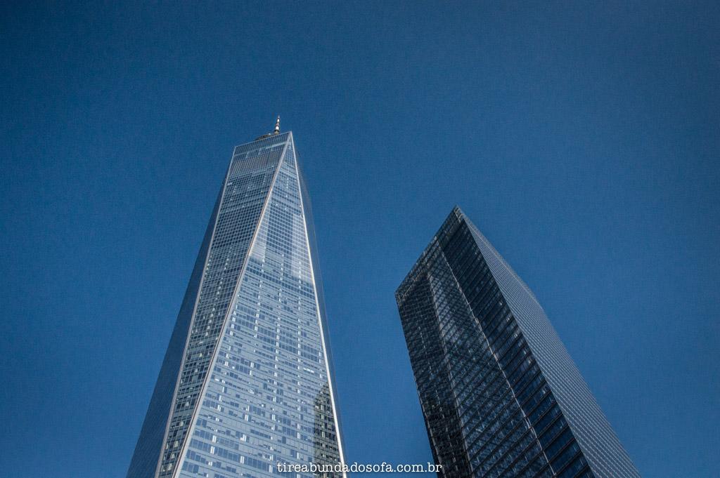One World Trade Center, em Nova York