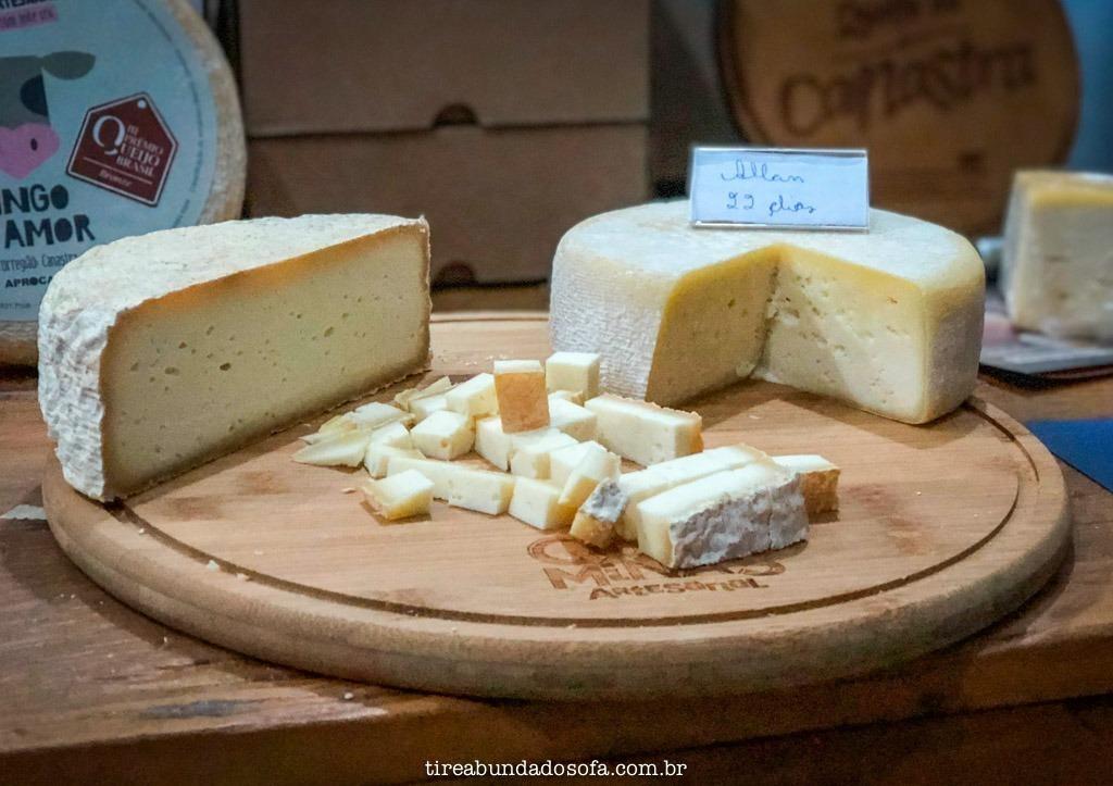 queijo canastra, em capitólio, minas gerais