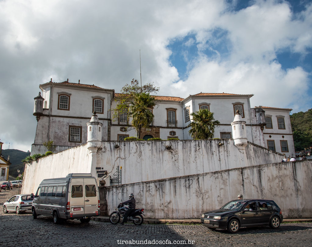 Museu da Ciência, em Ouro Preto, Minas Gerais