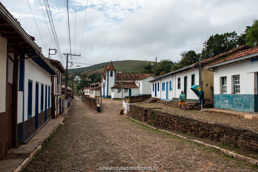 Centro de São Bartolomeu, em Ouro Preto