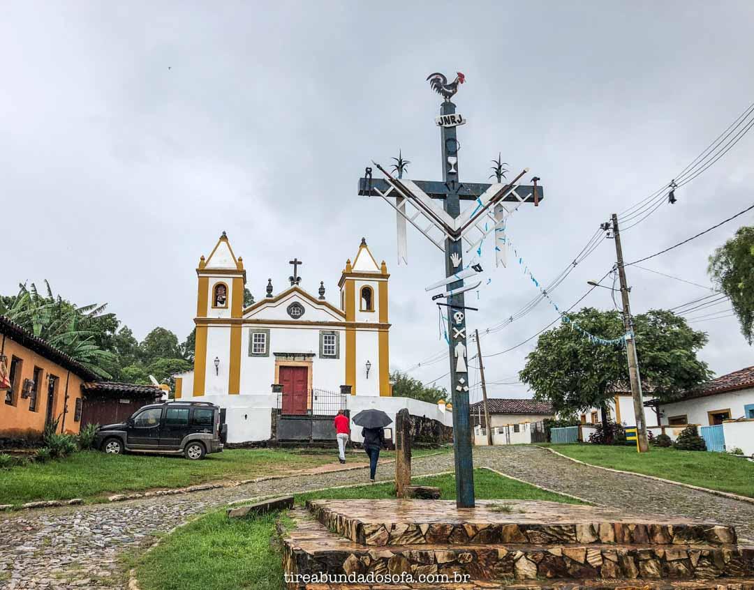Igreja de Bichinho, em Minas Gerais