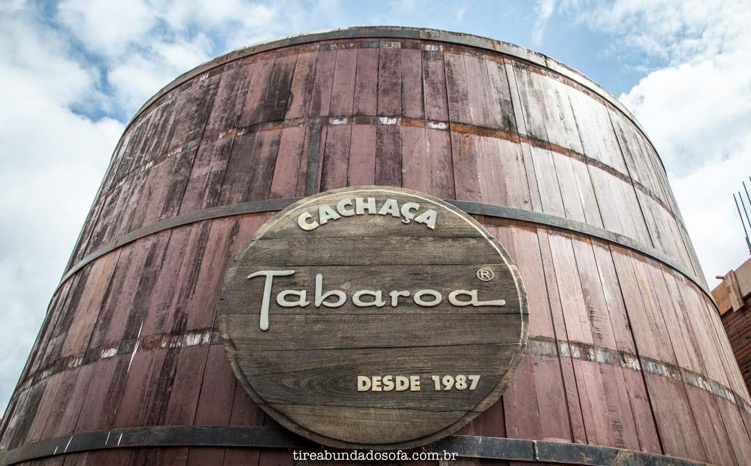 Cachaça Tabaroa, em Bichinho, Minas Gerais