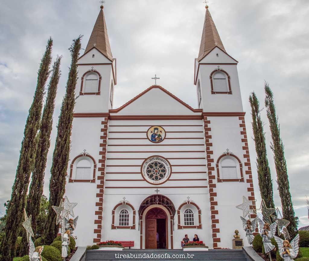Igreja Matriz de Treze Tílias