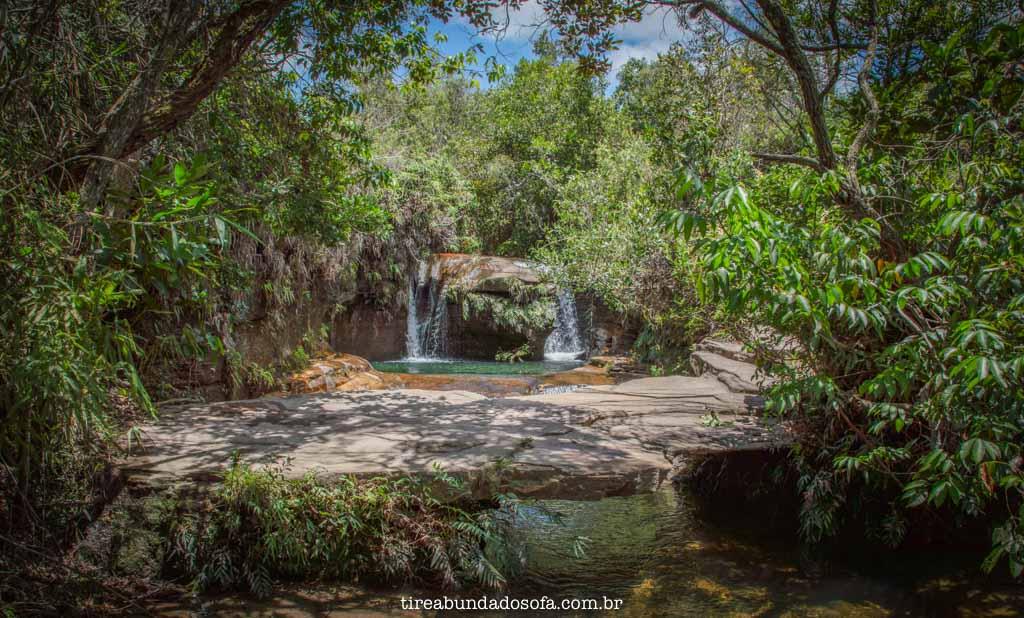 Cachoeira da Toca, o que fazer em Carrancas MG