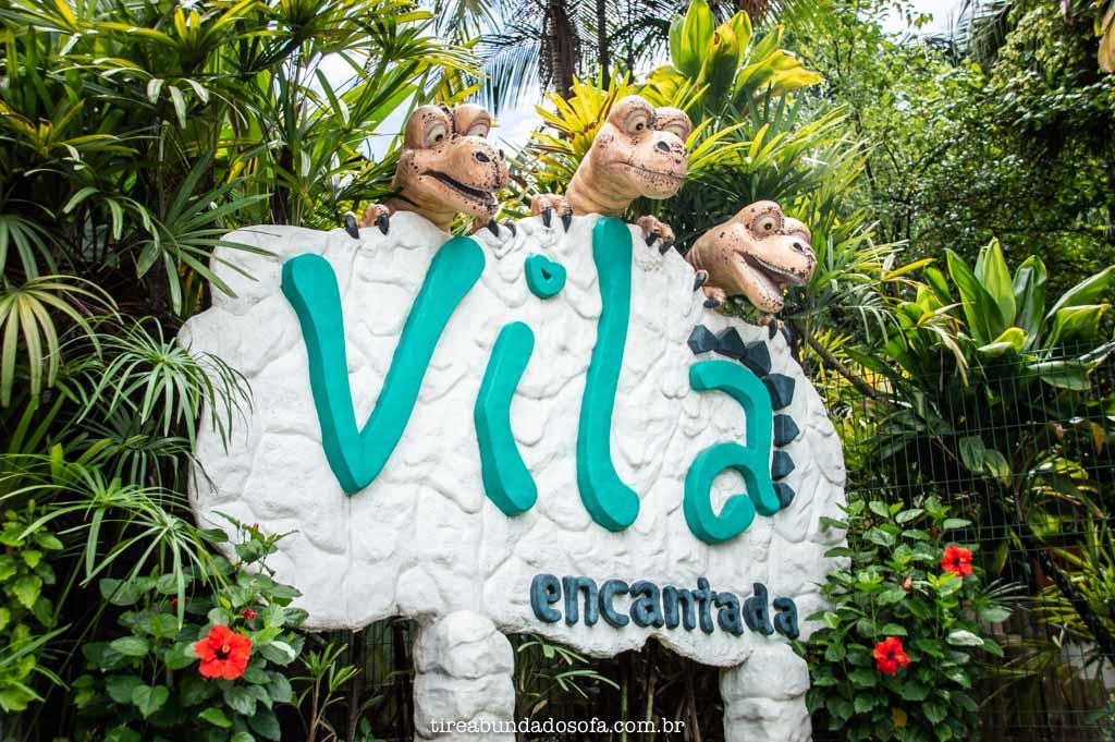 Vila Encantada, em Pomerode, SC