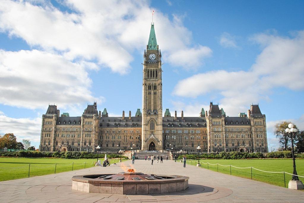 colina do parlamento ottawa