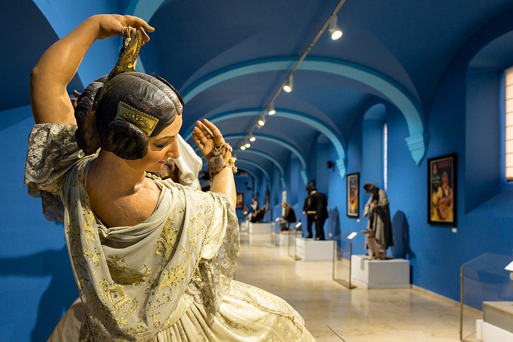 Museo Fallero em Valencia, Espanha