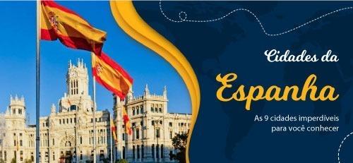 cidades da espanha