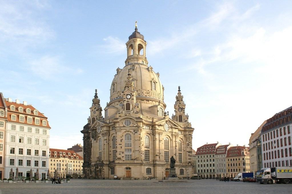 Catedral de Frauenkirche, em Munique na Alemanha