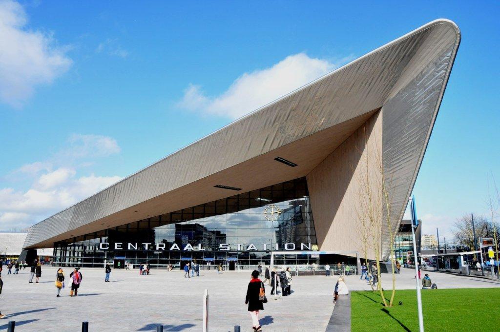 Centraal Station de Rotterdam
