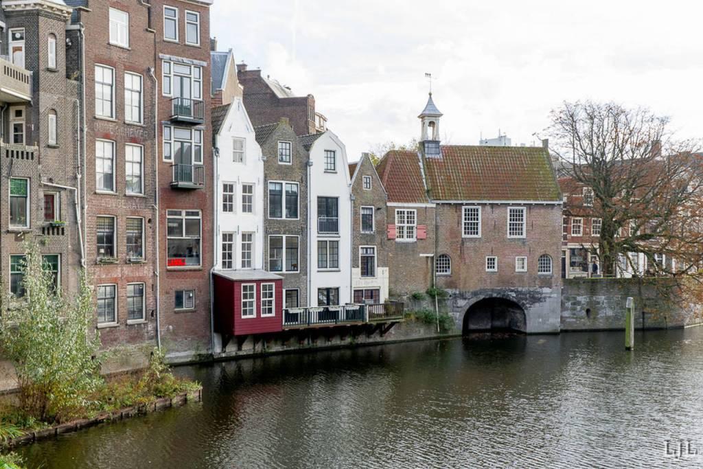 Delfshaven em Rotterdam