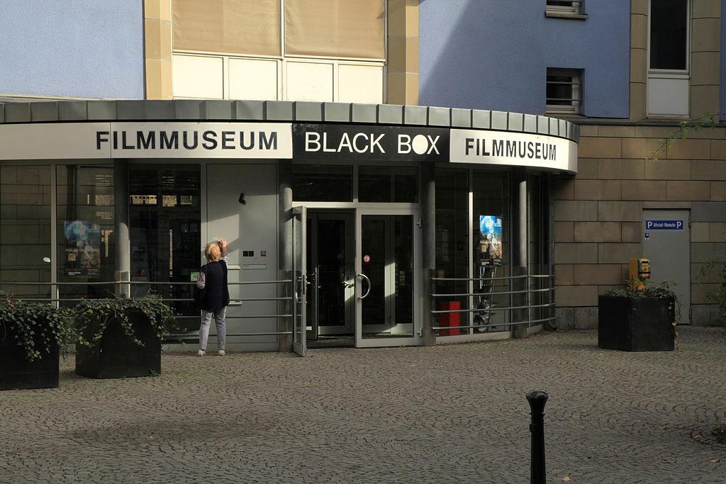 Filmmuseum em Dusseldorf, na Alemanha