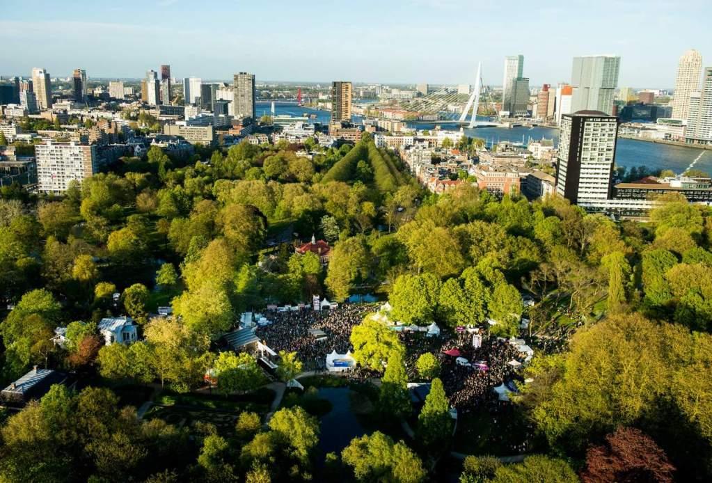 Het Park em Rotterdam