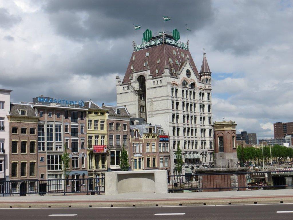 Witte Huis em Rotterdam