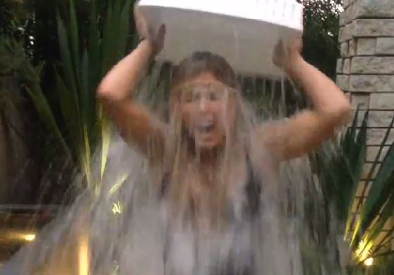 Torrie Wilson takes ALS Ice Bucket Challenge (Video) | Tireball WWE Wrestling News, Rumors ...
