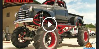 SICK 50 MEGA MUD TRUCK
