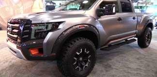 2017 Nissan Titan Warrior - Interior Exterior Walkaround 2