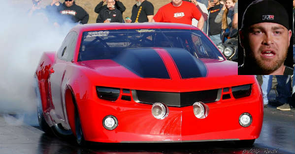 Crazy Facts About Ryan Martin from Street Outlaws His FireBall Camaro 1
