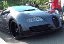 FAKE Bugatti Veyron look stunning 1
