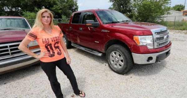 Guy Found His Moms Stolen Truck 11
