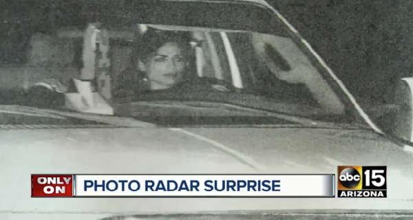 Photo Radar Ticket Sent To Man Who Had His Truck Stolen 11