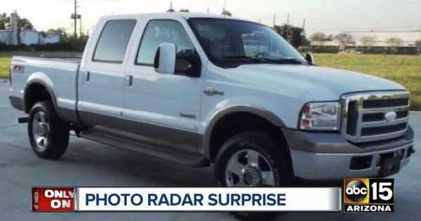 Photo Radar Ticket Sent To Man Who Had His Truck Stolen 22