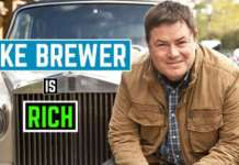 Wheeler Dealers Mike Brewer Career Net Worth 1
