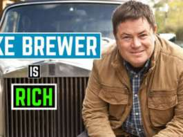 Wheeler Dealers Mike Brewer Career Net Worth 1
