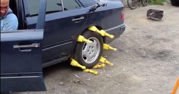 unusual car experiment crazy absurd 2