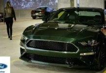 2019 Ford Mustang Bullitt Molly McQueen 11
