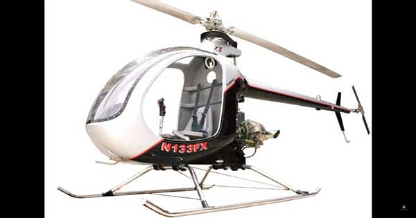 Affordable Personal Helicopter 2