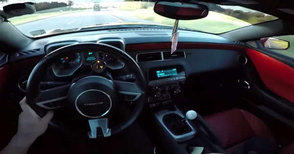 Camaro Fails Within 10 Minutes Of New Owner Driving It 1