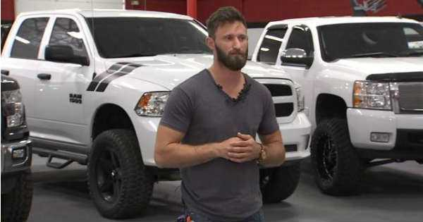 Dealership Offered FREE Truck to Taylor Winston for Helping Victims in Vegas 2