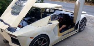 Home Built Lamborghini 2
