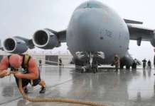 Meet The Worlds Strongest Man - He Pulls 188 Tonnes Airplane 1