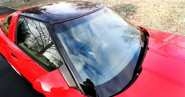 SUPER CLEAN Your Car Windshield 1