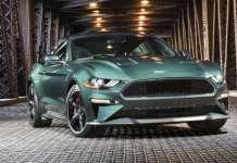 The Brand New 2019 Ford Mustang Bullitt 1