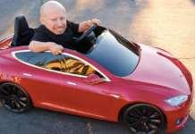 The Perfect Christmas Gift Mini Tesla 1