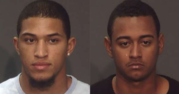 These Two Suspects Got Arrested For The Mercedes Burnout at Times Square 1