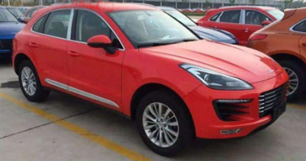 This Chinese Copy Of Porsche Macan Costs Just 15000 2