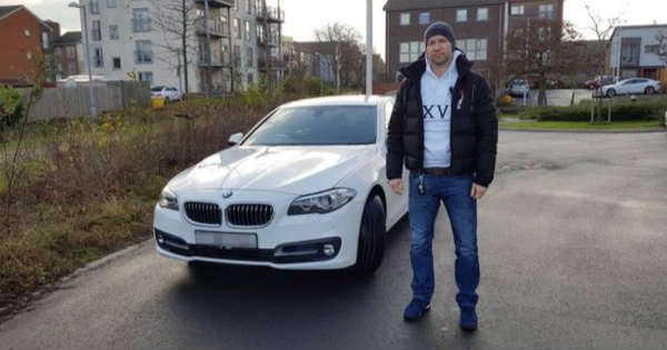UK Vallet Parking Takes This BMW 5 For A Spin While Owner Flies To Slovakia 1
