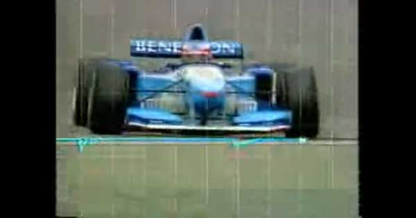 Young Michael Schumacher Was So Good 2